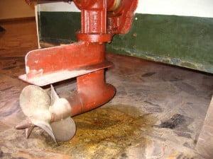 Piede Cabi-Cattaneo foto A. Soccol