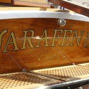 Polo nautico per il restauro delle carene Levi e barche d'epoca