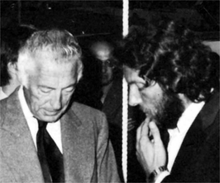 Gianni Agnelli al Salone: i cantieri devono ridursi alla metà. (1977)
