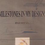 """Dhows to Deltas e Milestones in my designs di Renato """"Sonny"""" Levi"""