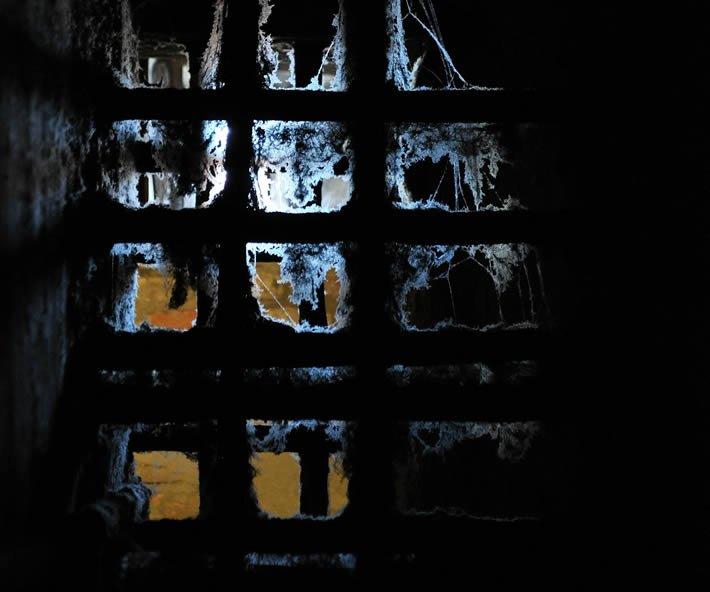 Antonio Soccol al carcere di San Vittore