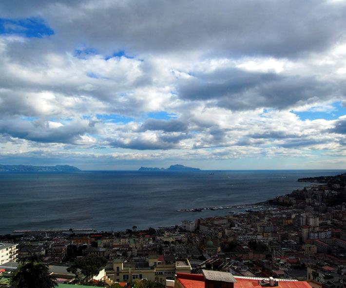 Capri - melodia composta da Giuseppe Faiella