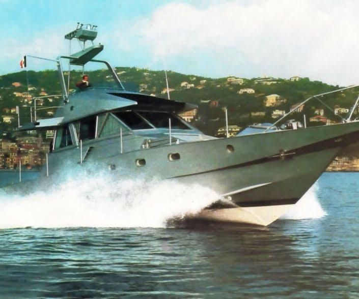 Tigershark - 99 barche di Franco Harrauer