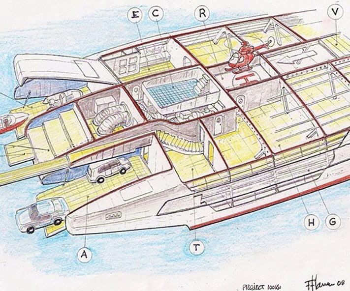 Novantanove barche (seconda puntata)