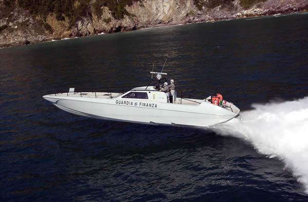 Unità di controllo coste GdiF