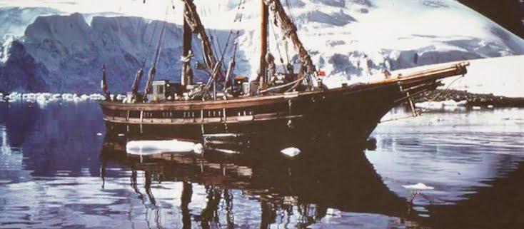 Baia Paradiso spedizione Antartide
