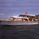Barca Cantieri Baglietto