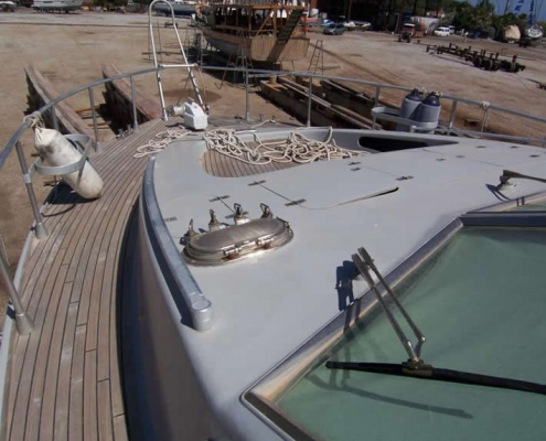barca d'epoca Levi