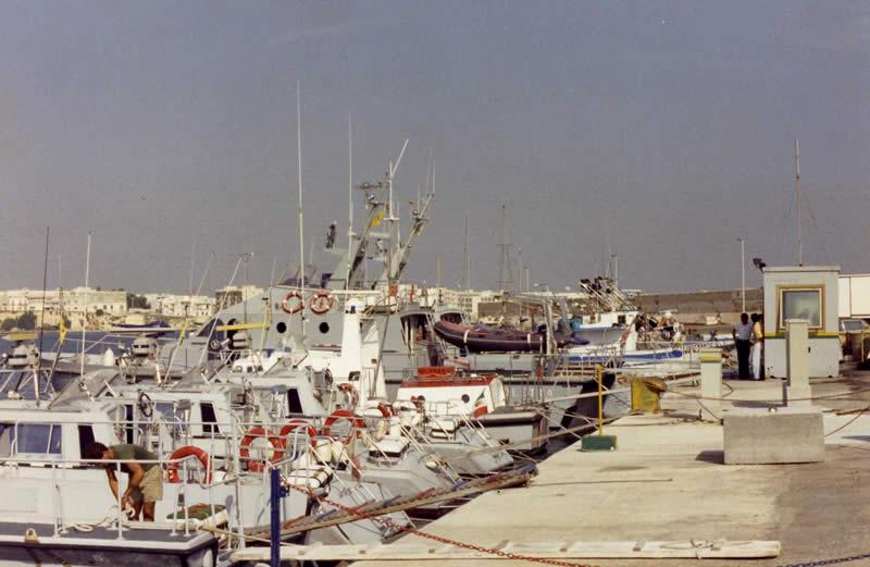 Squadriglia Navale Otranto 1995