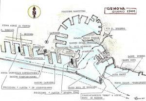 Porto di Genova seconda Guerra Mondiale