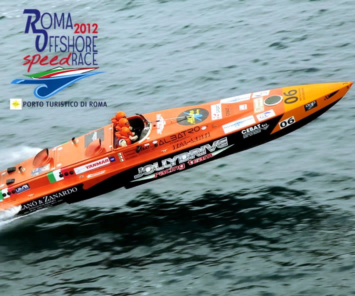 Roma Offshore Speed Race 2012