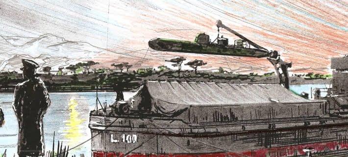 Suez 1941- 42 prima puntata
