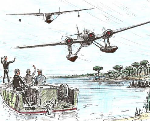 Suez 1941-1942: II puntata