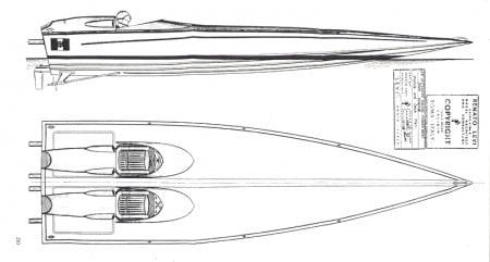 Offshore 28 piedi Renato Levi