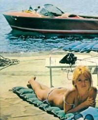 Brigitte Bardot - Riva
