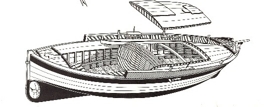 Modellismo navale i disegni di alvaro matteucci presso l for Disegni di 2 piani