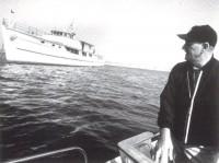 Mentre prova uno dei tender 1966
