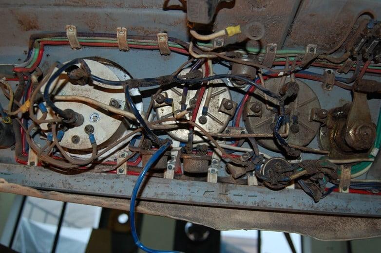 Restauro barche l 39 impianto elettrico prima puntata for Impianto esterno elettrico