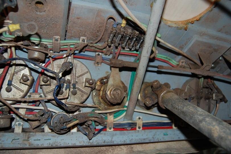 Restauro barche l 39 impianto elettrico prima puntata - Quanto costa un impianto allarme casa ...