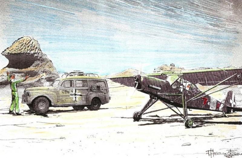 Stork-Regia A.M.Italiana-Ford-fuoristrada