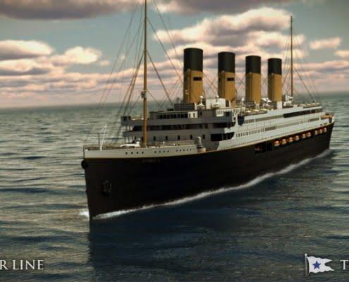 Titanic II Exterior