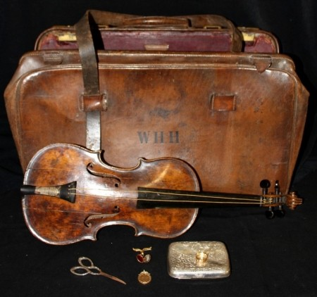 Wallace Violin
