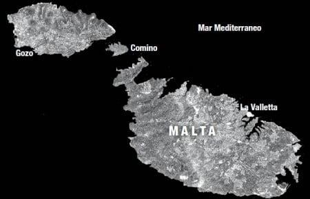 Malta Comino Gozo