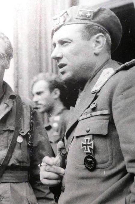 Il diario del Comandante Junio Valerio Borghese