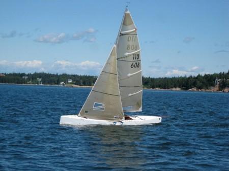 110 Sailing class