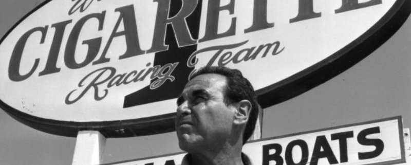 The king of powerboats: Don Aronow