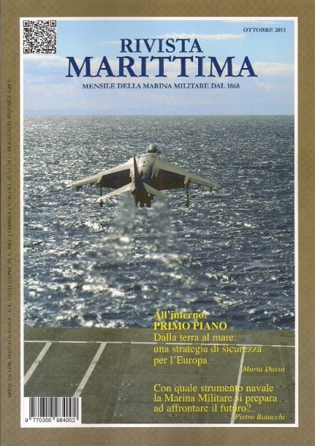 Rivista Marittima - ottobre 2013
