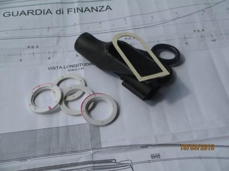 V2000-flange fissaggio idrogetti