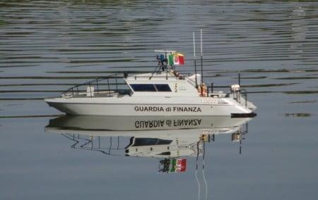 V2000 modello navigante Gdf ad idrogetti
