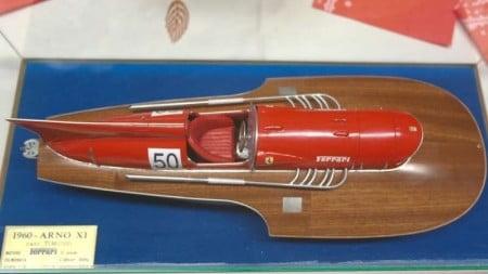 Arno Timossi Ferrari esposto all'Associazione Aldebaran di Tieste