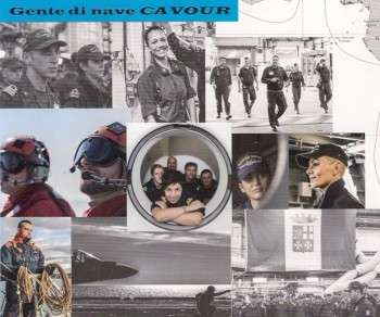 Gente di Nave Cavour