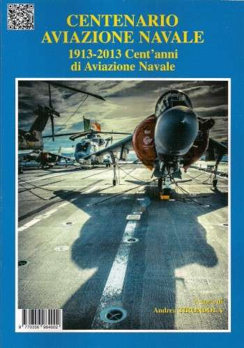Volumetto Centenario Aviazione Militare
