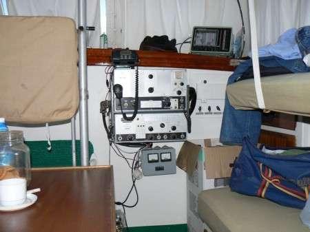 Baglietto Gielle 330 apparato ricetrasmittente