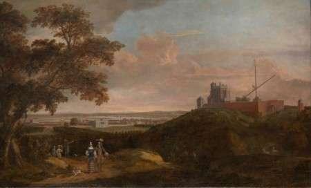 Royal Observatory 1696