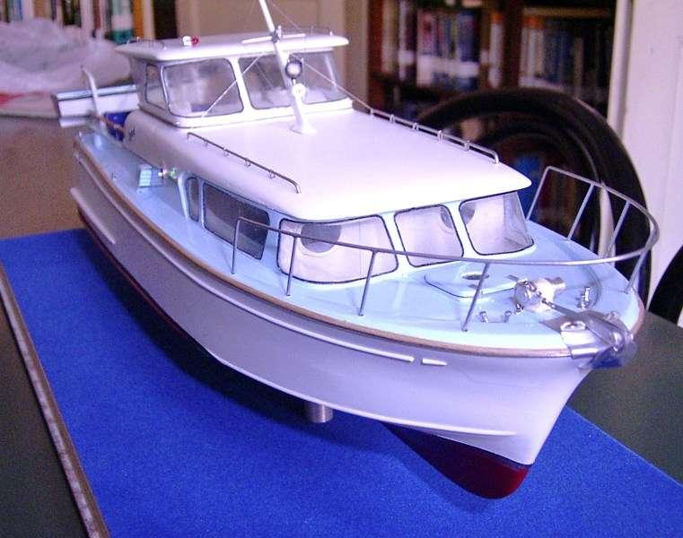 Modellismo navale statico e dinamico in altomareblu for Piani di costruzione del modello