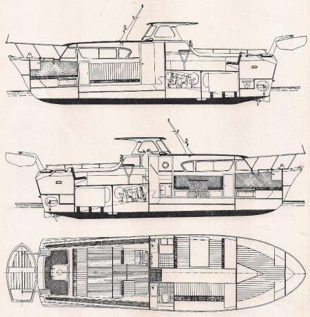 Bora 4 - disegni