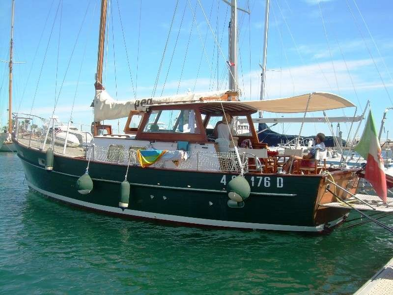 Barche d 39 epoca in vendita barche classiche by altomareblu for Progetti architettonici in vendita
