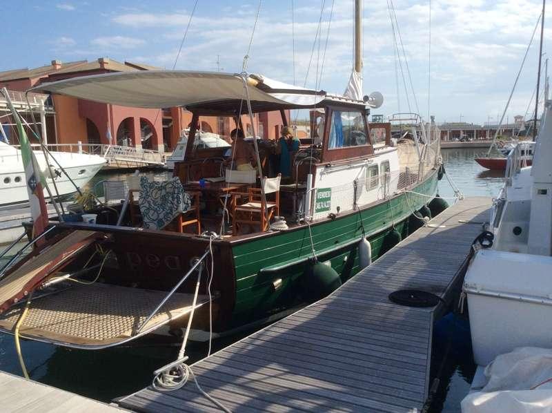 Barche d 39 epoca in vendita barche classiche by altomareblu for Cianografie d epoca in vendita