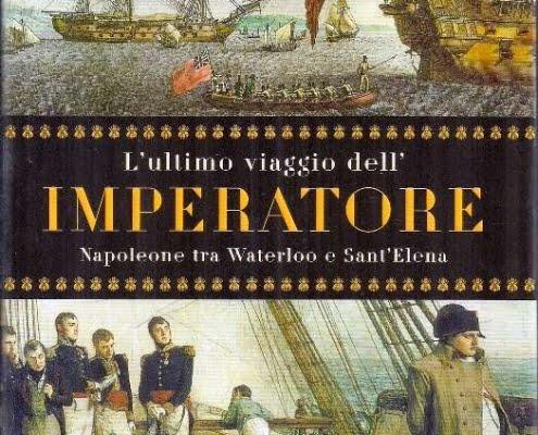L'ultimo viaggio dell'Imperatore di Alberto Cavanna