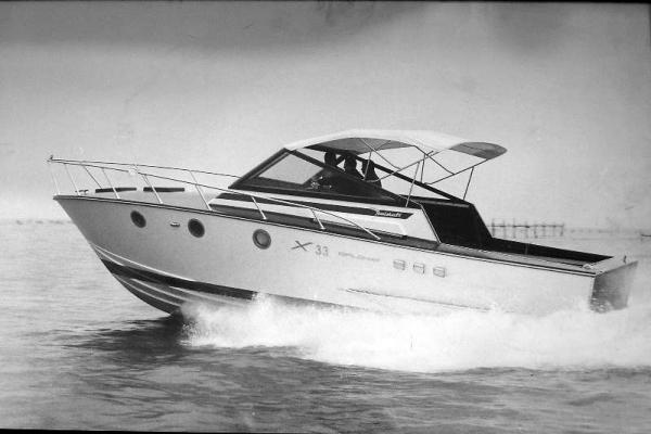 X 33 Diplomat 1968-71