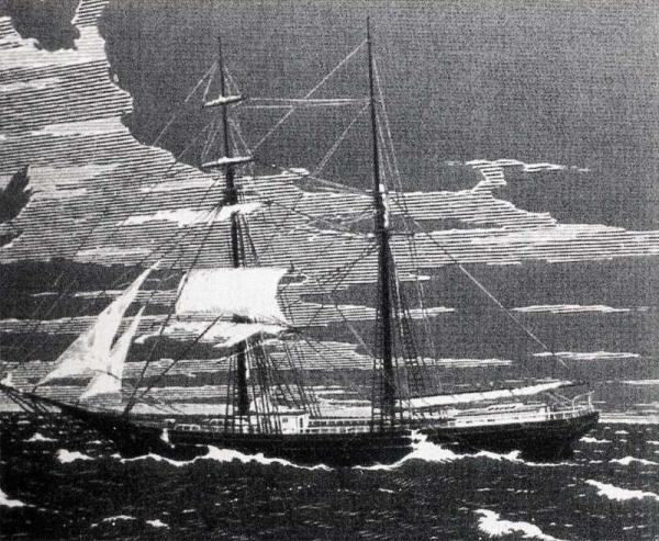 Mary Celeste come fu trovata