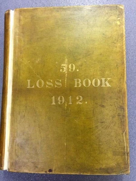 1912-Loss-Book