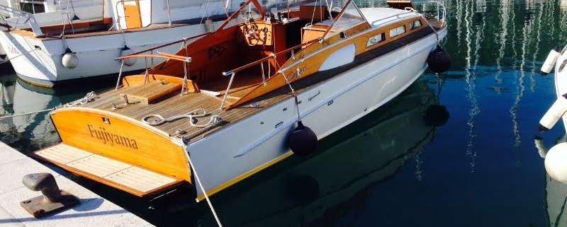 Barca Levi Fujiyama