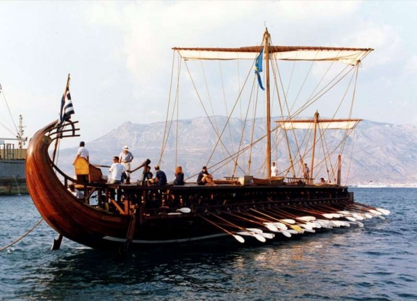 The GreekTrireme