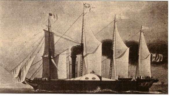 Great Western 1838