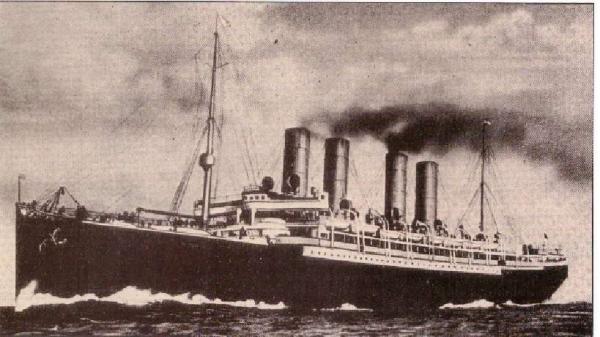Kaiser Wilbelm der Grosse 1897